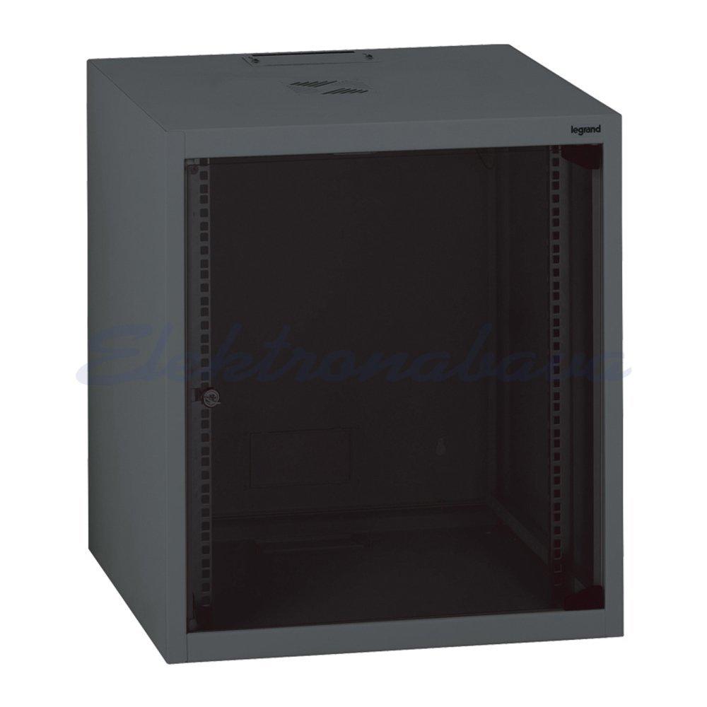 Slika izdelkaTelekomunikacijska omara LINKEO 6HE N/O 10'' 300mm 360mm 320mm tem.siva