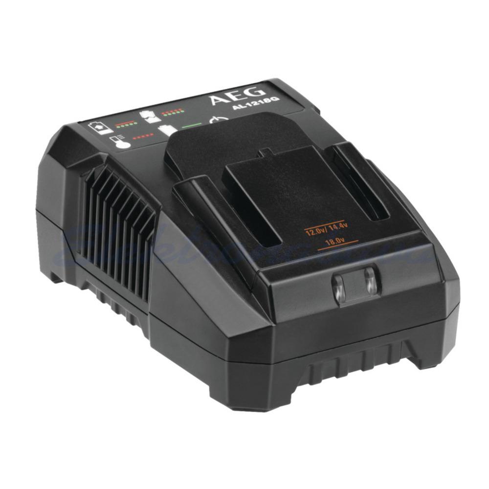 Slika izdelkaPolnilec za Aku baterije AEG Tradesman AL1218-G 12V, 18V