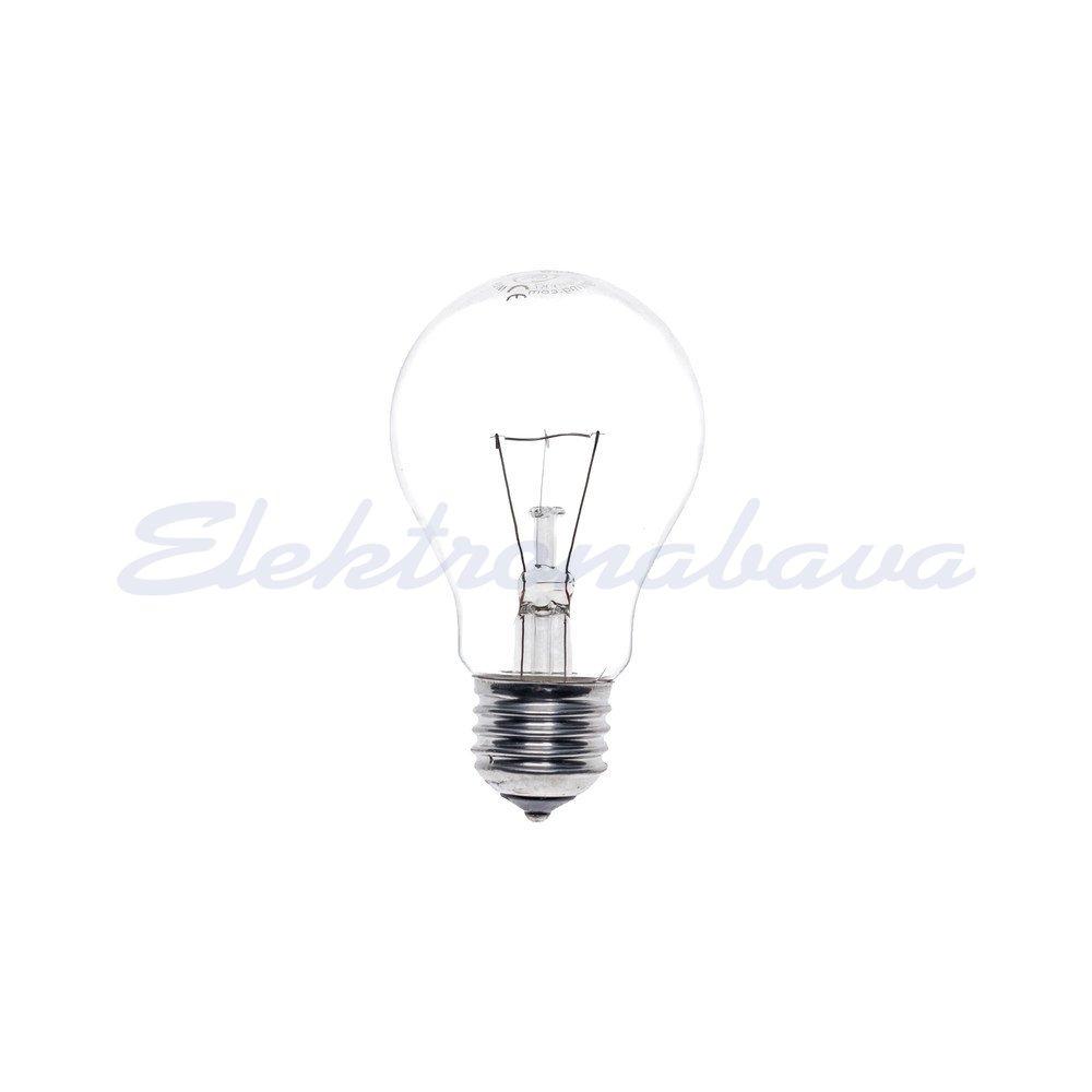 Slika izdelkaStandardna žarnica Low Volt GLS - Clear 60W E27 24V D