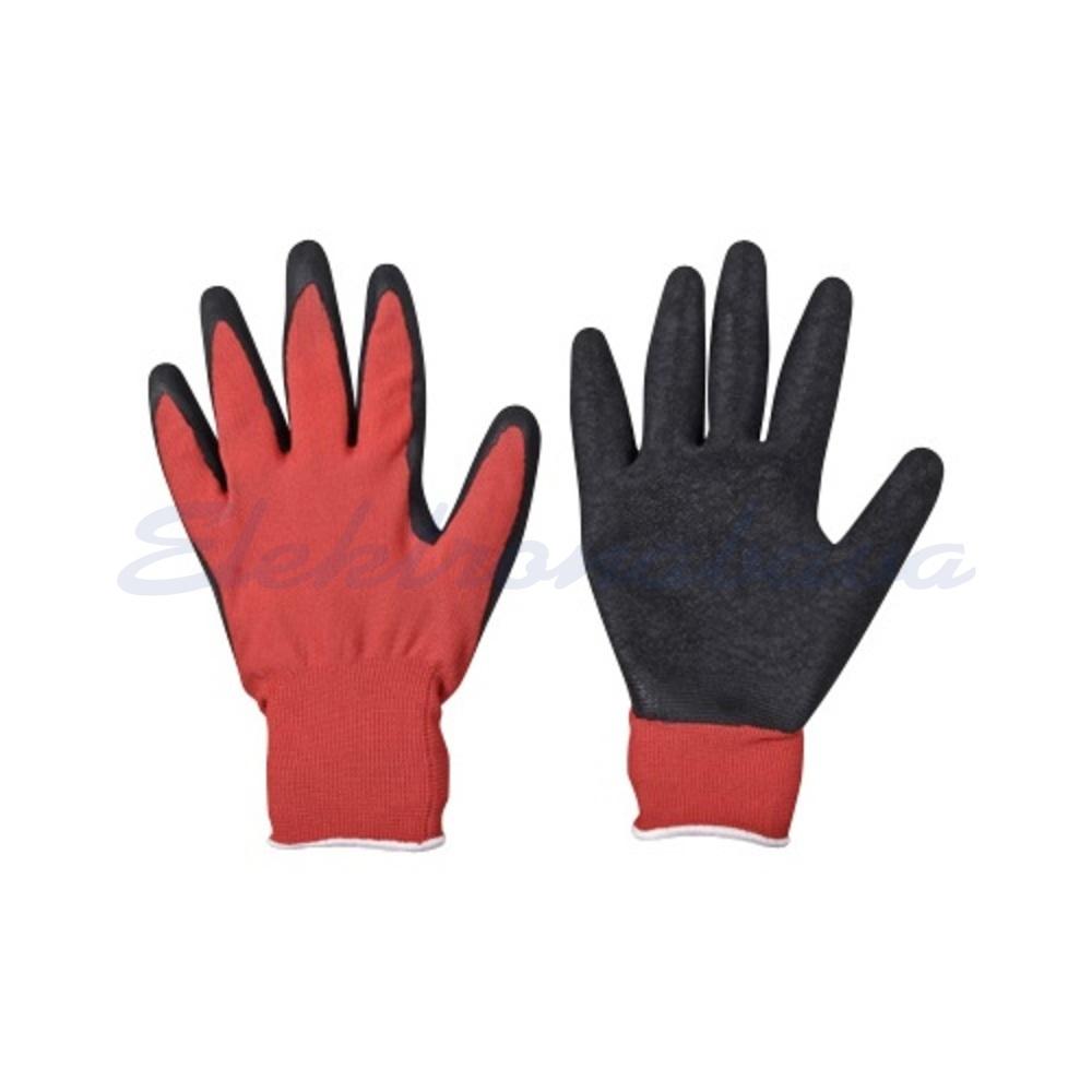 Slika izdelkaZaščitne rokavice Trgos latex IDEAL-T Naylon 9
