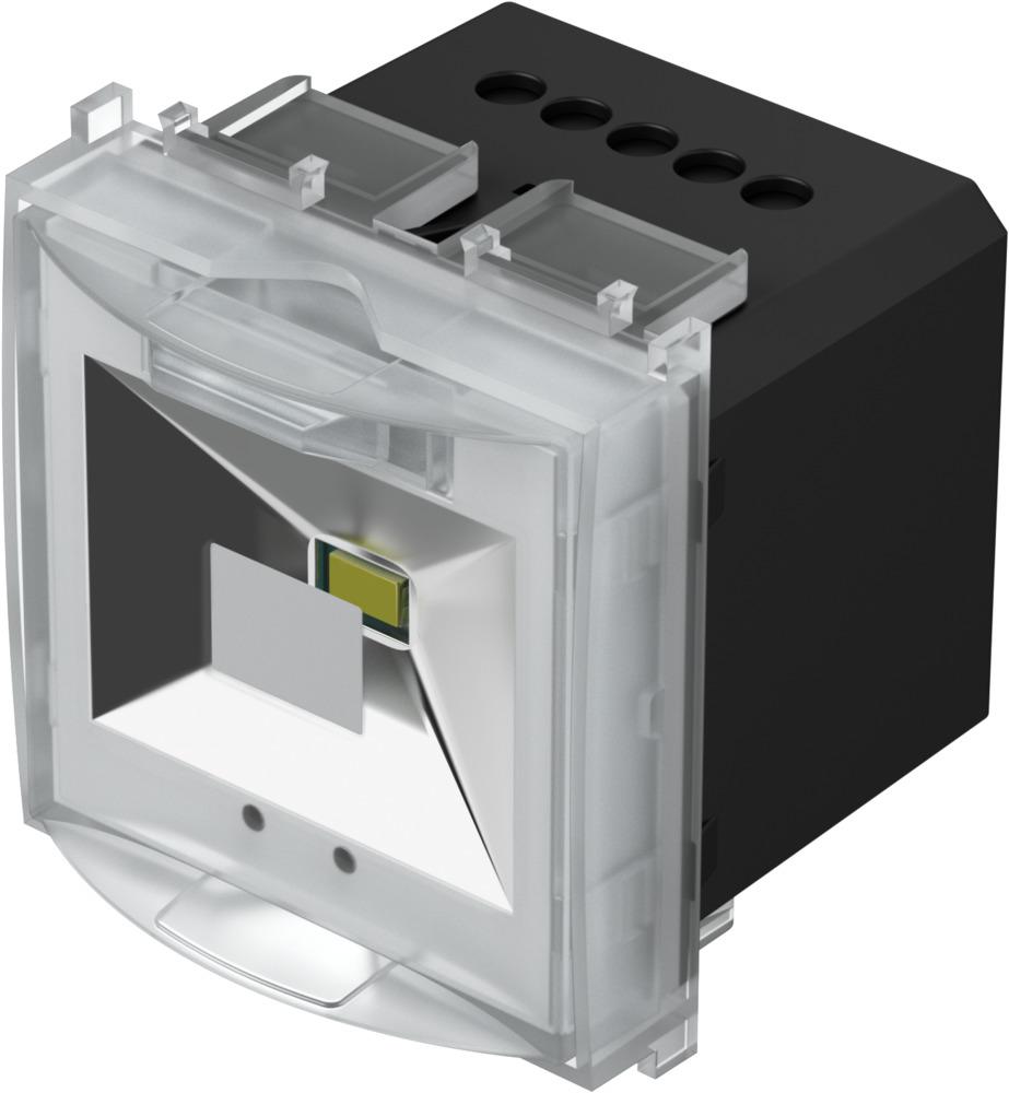 Slika izdelkaVgradna nočna svetilka TEM prenosna zasilna LED 250V 2M Unipack BE