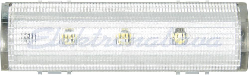Zasilna svetilka TEM LED 250V, Unipack 1,5h