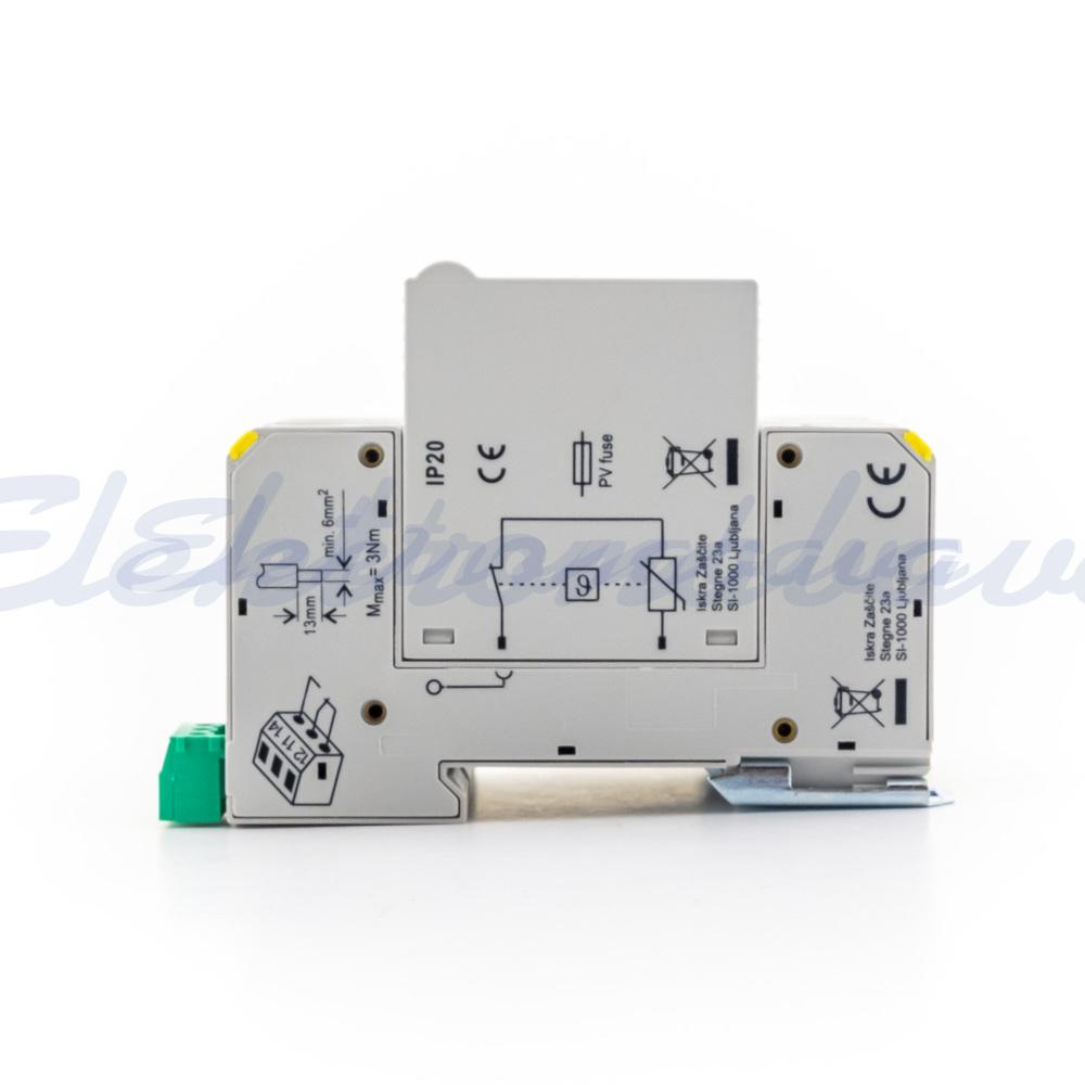 Pren. zaščita Fotovoltaika PV PROTEC CR T2 2P 40kA 1000V