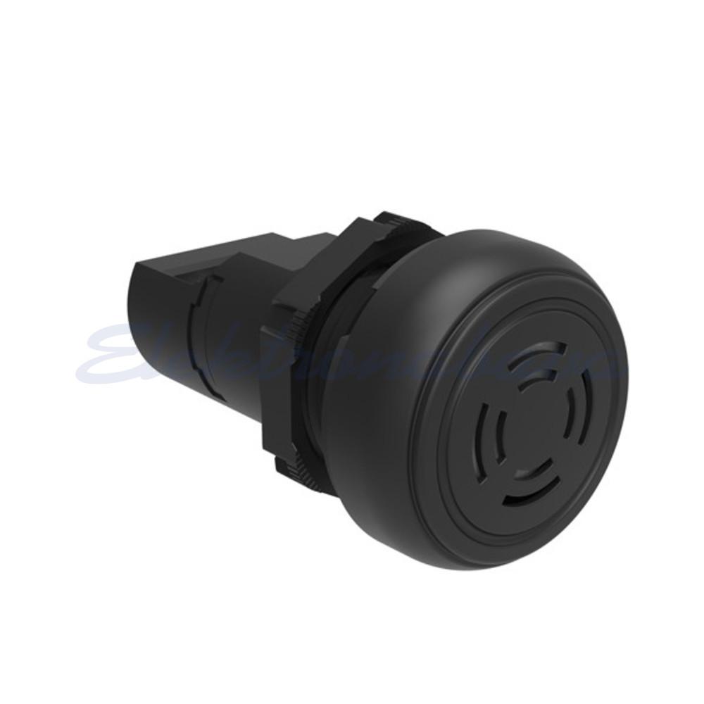 Slika izdelkaAkustični indikator (sirena) PLATINUM 90dB/IP40 Pulz. / neprekinjen 18-30V 18-30V AC/DC