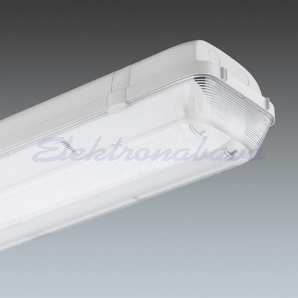 Slika izdelkaSvetilka za vlažne prostore AQUAF2 T5 2x 49W 4000K 8239lm G5 EVG SI 1600mm IP65 230V IK08 s sijalkami 840