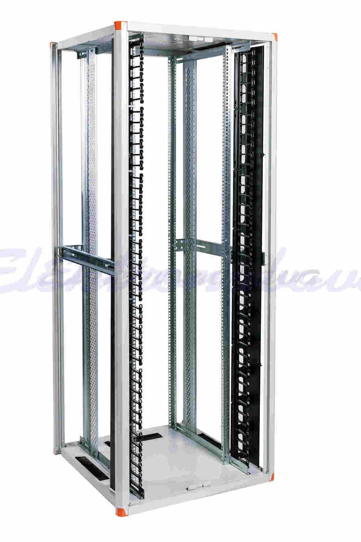 Telekomunikacijska omara EVOLINE EVO 42U 800X800 DGD 1000 kg