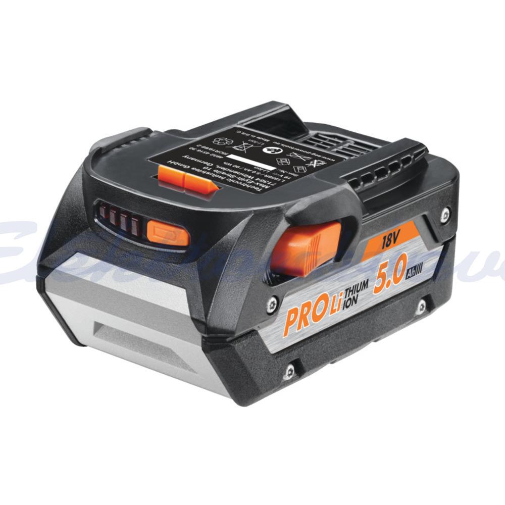Slika izdelkaBaterija akumulatorska AEG L1850-R 18V 5Ah