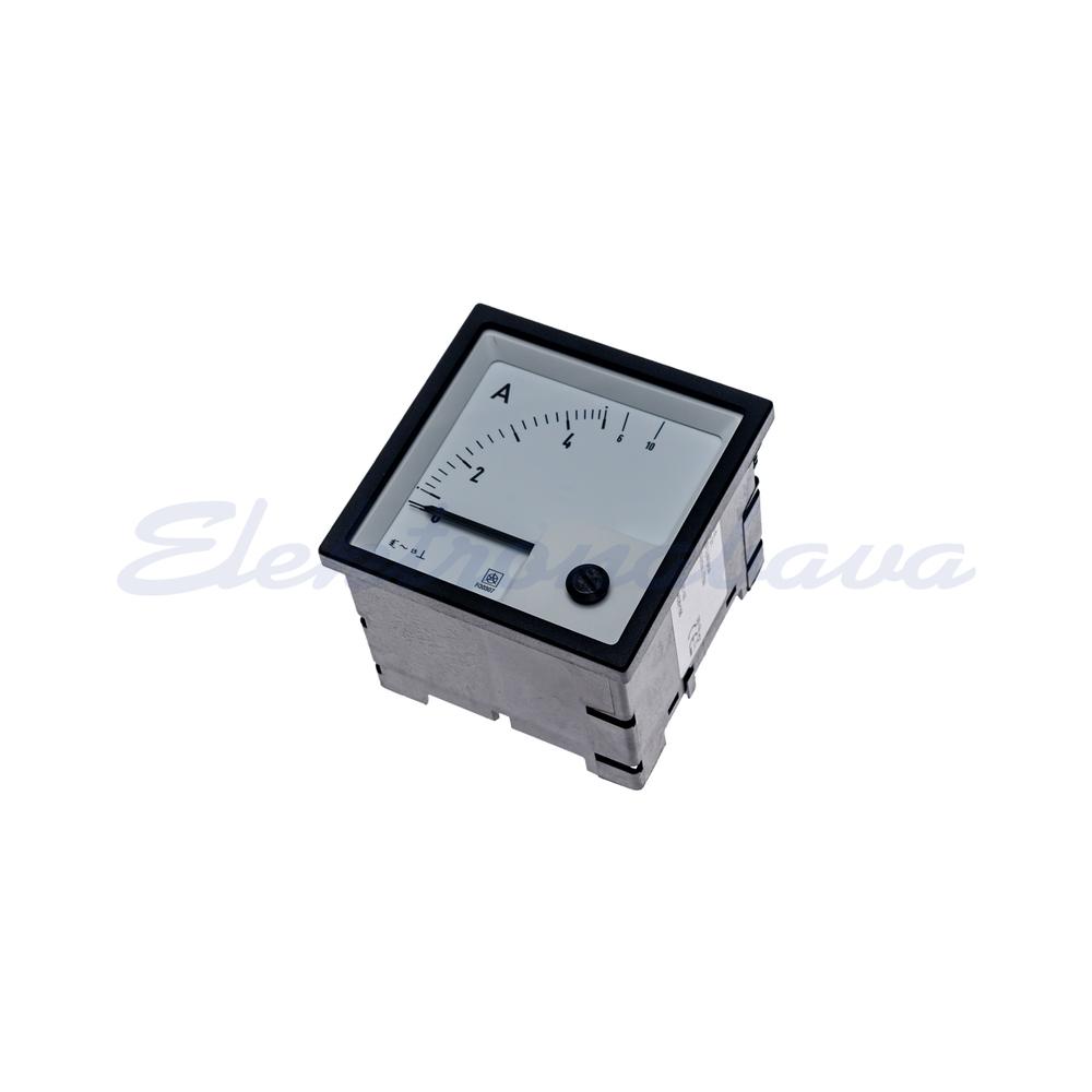 Slika izdelkaVgradni ampermeter FQ0307 5/10A AC 72mm 72mm SK: 0-5/10A