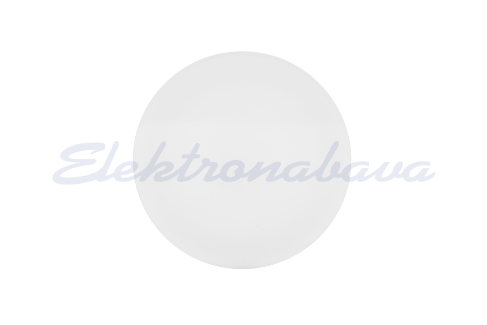 Slika izdelkaStropna/stenska plafonjera EDGE R LED 18W 4000K 1950lm LED driver BE Okrogel fi 280mm IP54 s senzorjem gibanja 220-240V A++