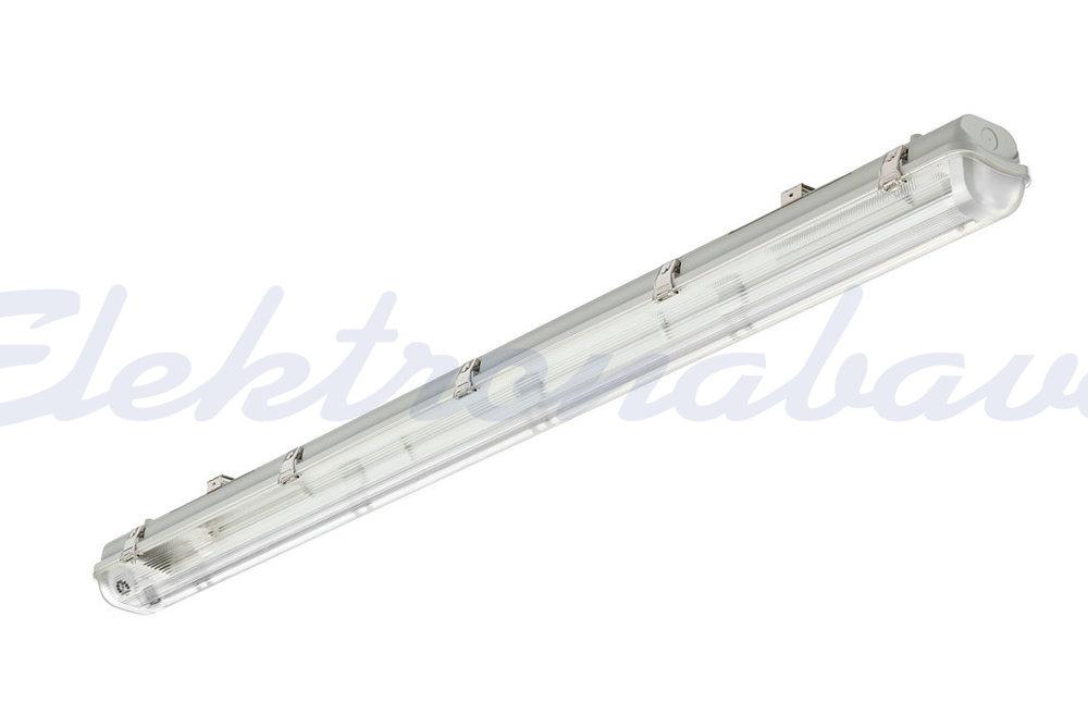Slika izdelkaSvetilka za vlažne prostore LEDINAIRE WT050C DE 2x TLED L1200 Ohišje 2x G13 SI 1200mm IP65 220-240V IK08