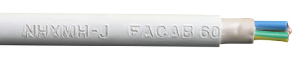 Brezhalogeni kabel NHXMH-J 5X1,5mm2 SI Eca - 500 m