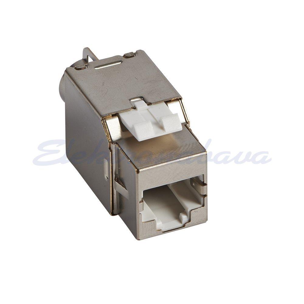 Slika izdelkaModularni konektor LINKEO KS Keystone RJ45 8(8) CAT6 FTP