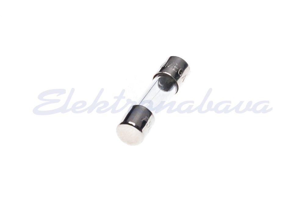 Slika izdelkaCevna varovalka Steklena varovalka Časovni zamik (T) 0,16A 5x20 mm 250V