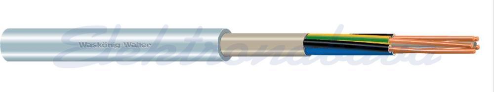 Slika izdelkaInštalacijski kabel NYM - J 5X2,5mm2 SI Eca boben 500 m