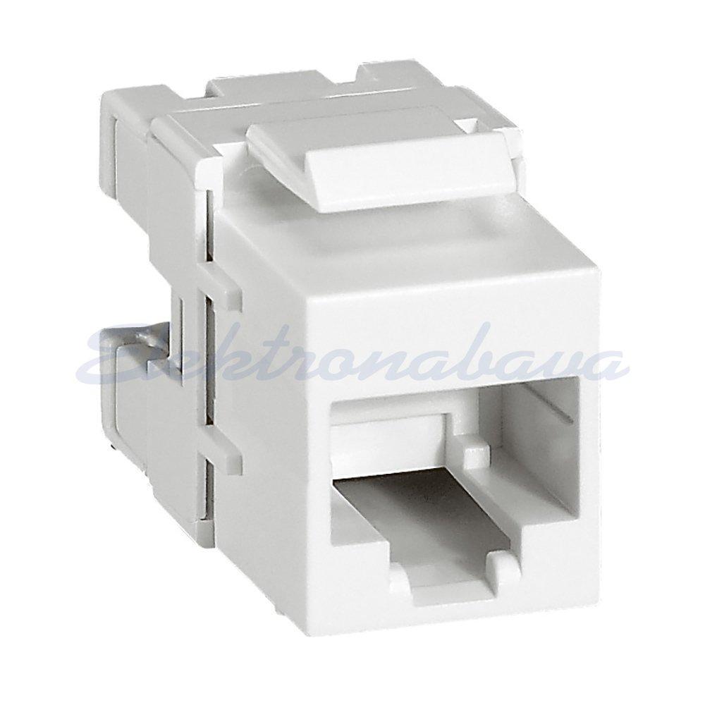 Slika izdelkaModularni konektor LINKEO KS Keystone RJ45 8(8) CAT6 UTP