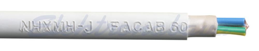 Slika izdelkaBrezhalogeni kabel NHXMH-J 5X4mm2 SI Eca
