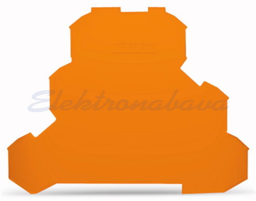 Slika izdelkaKončna in vmesna ploščica WAGO TOPJOB 3 nadrstopna 2,5mm2 OR 0,8mm