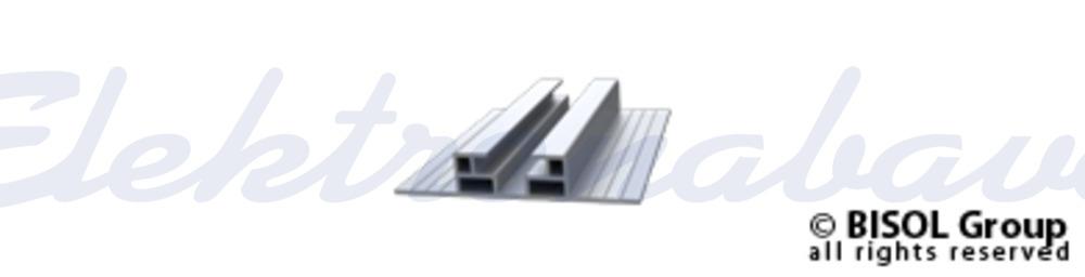 Slika izdelkaProfil za solarno konstrukcijo BISOL EasyMount ALU Base 80mm Al 5,850m