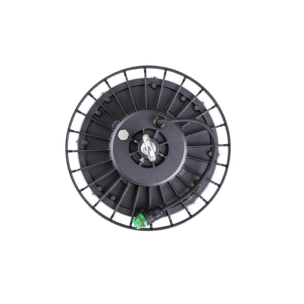 Svetilka za industrijske hale LEDINAIRE HighBay BY020P G2 LED105S/840 PSU WB GR LED 94W 4000K 10500lm LED driver SI Širok snop 90st. IP65 220-240V CRI>80