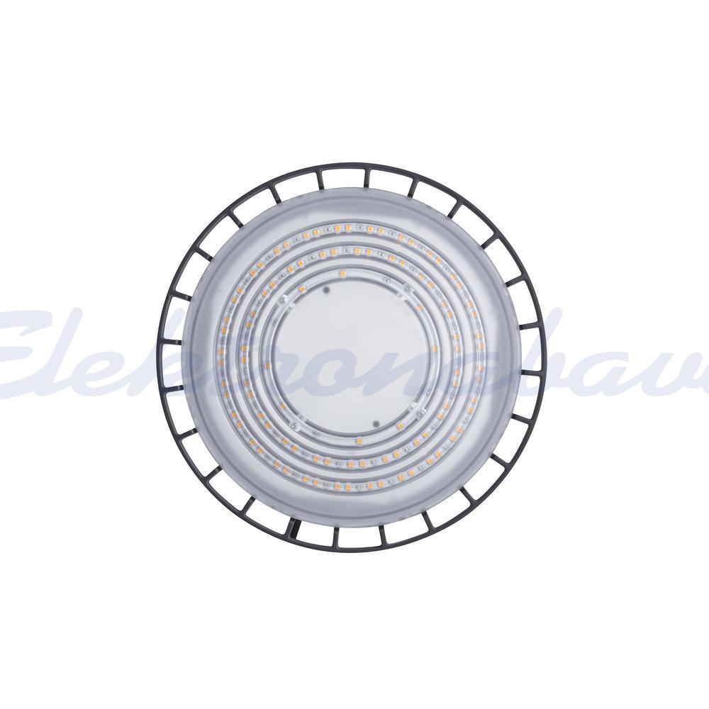 Slika izdelkaSvetilka za industrijske hale LEDINAIRE HighBay BY020P G2 LED105S/840 PSU WB GR LED 94W 4000K 10500lm LED driver SI Širok snop 90st. IP65 220-240V CRI>80