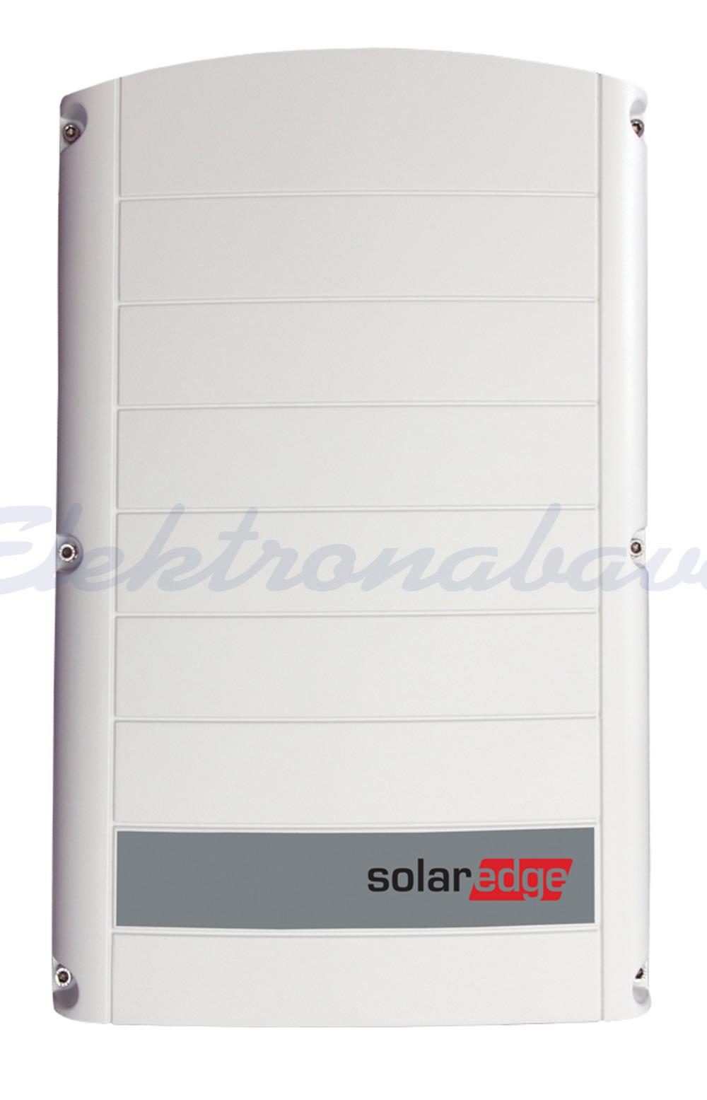Slika izdelkaSolarni razsmernik, omrežni SOLAREDGE 6kVA 3F