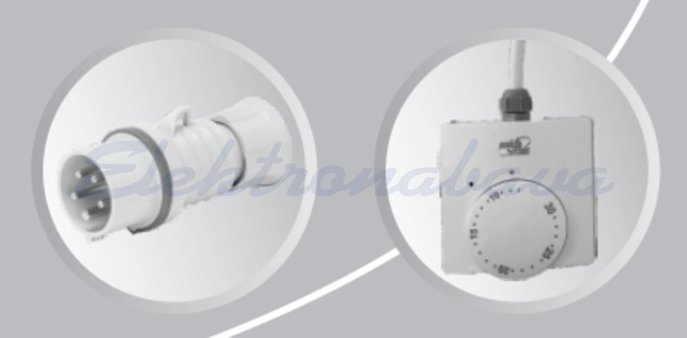 Kalorifer MTG 3F 12kW 400V CEE vtikač