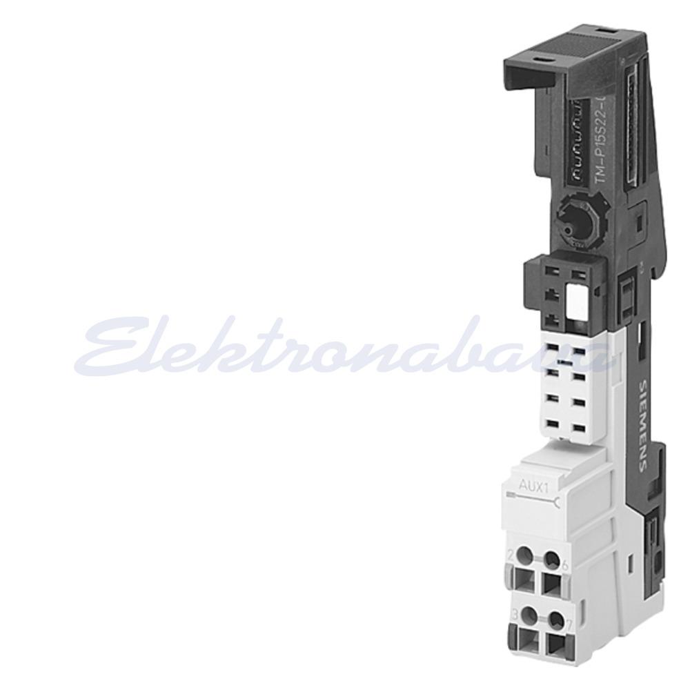 Slika izdelkaDP krmilnik - okvir montažni SIMATIC ET-200 podnožje za PM (ET200S), vzmet