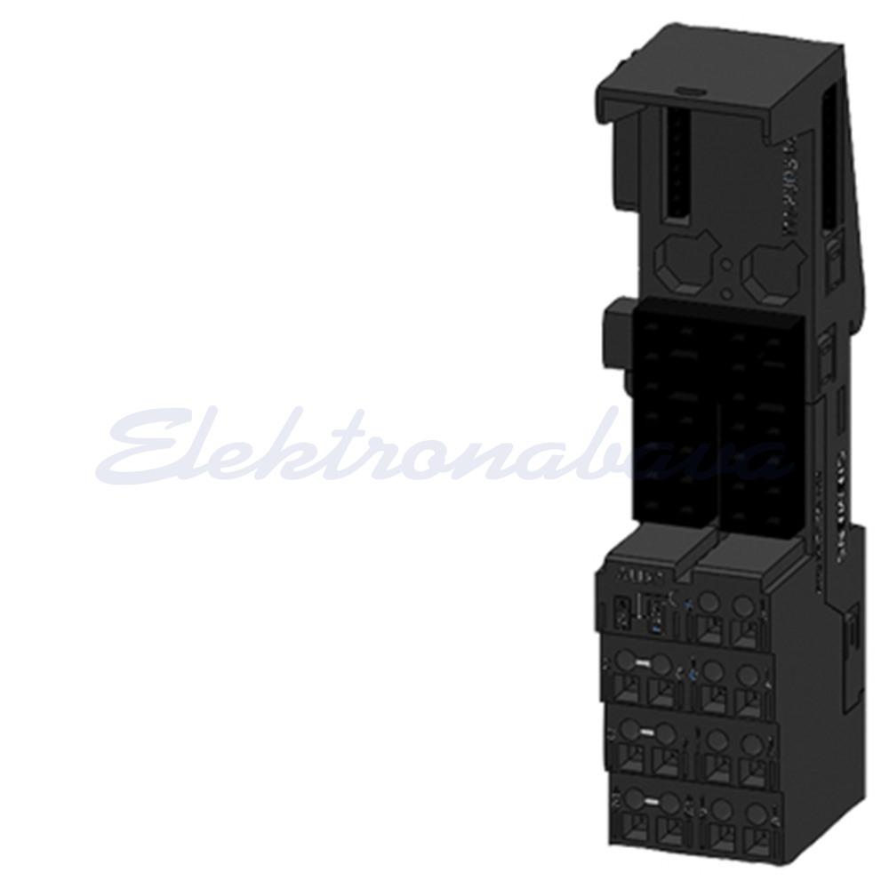 Slika izdelkaDP krmilnik - okvir montažni SIMATIC ET-200 za PM-E F PROFIsafe 30mm