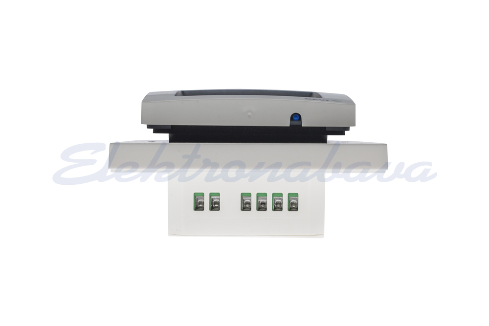 Sobni termostat DEVIreg Touch P/O digitalni BE s talnim tipalom
