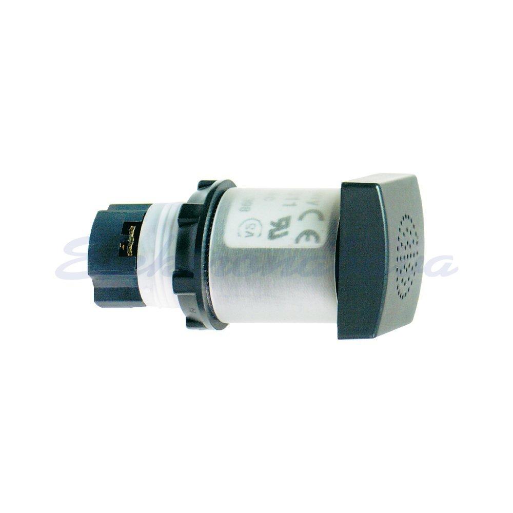 Slika izdelkaAkustični indikator (sirena) HARMONY 85dB Pulz. / neprekinjen 24V 24V AC/DC