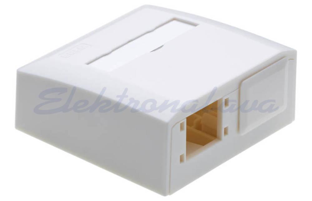 Slika izdelkaVtičnica, nadometna R&M MODUL MINI BOX 2x1 Port