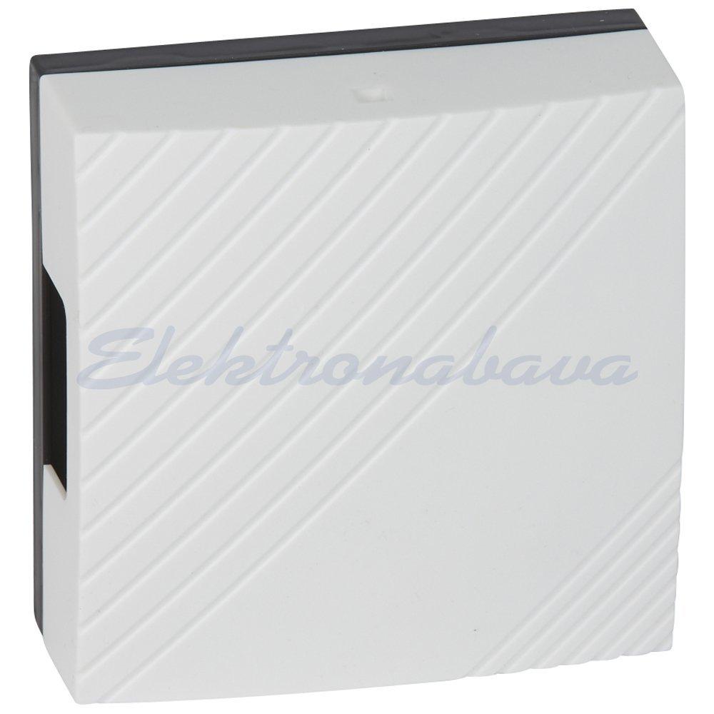 Slika izdelkaZvonec CARILLON 230V AC BE PVC 80dB