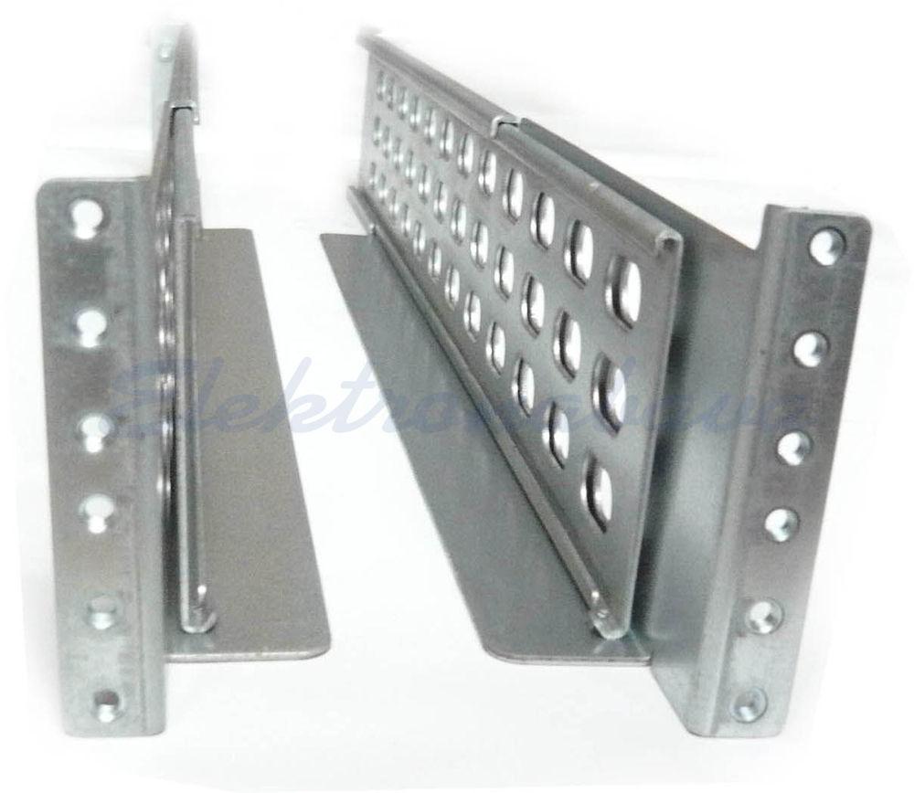 Pribor za UPS SOCOMEC letve - 2 vodili za rack montažo (max 100kg)