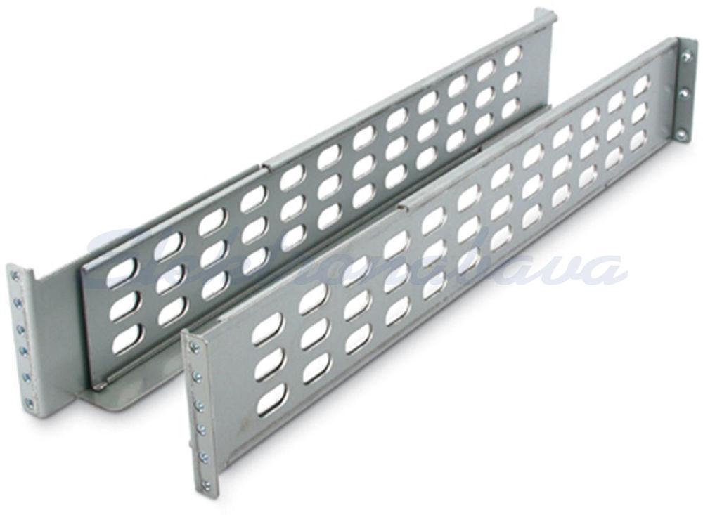 Slika izdelkaPribor za UPS SOCOMEC letve - 2 vodili za rack montažo (max 100kg)