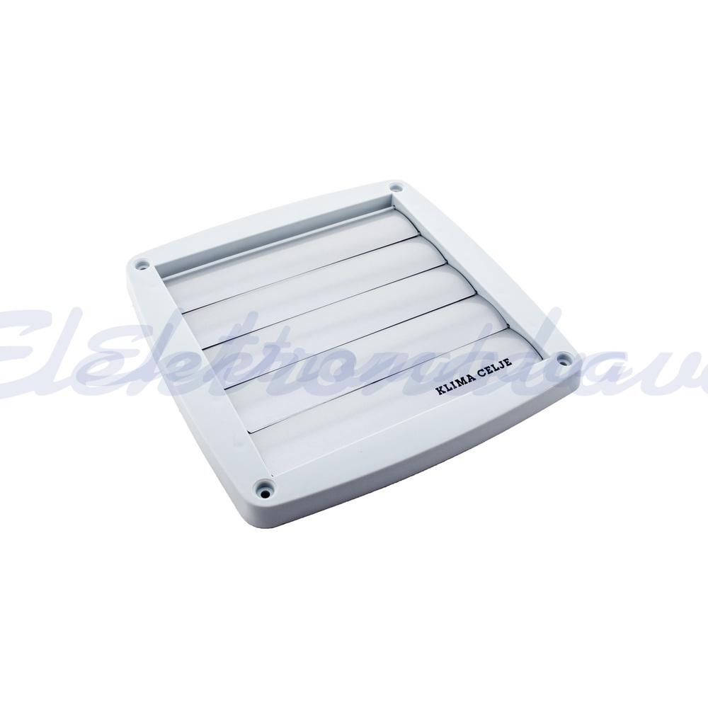 Slika izdelkaRešetka za ventilator KLIMA CELJE samodvižna za fi 250mm SI