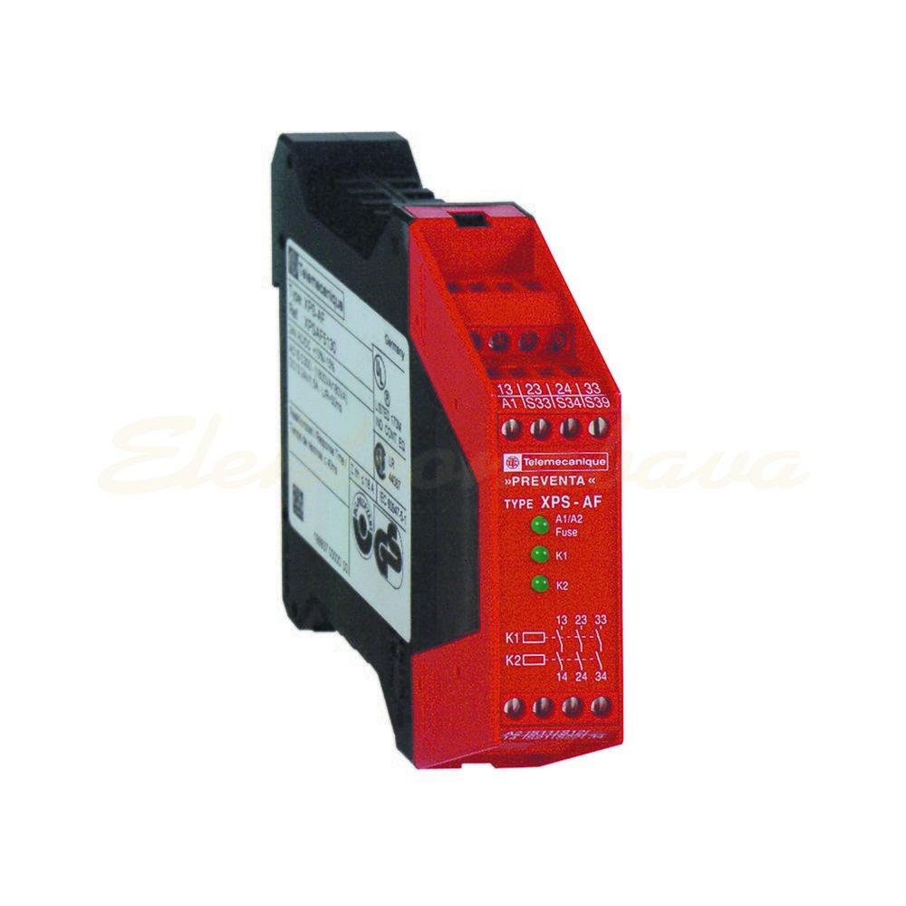 Slika izdelkaRele za varnostne tokokroge PREVENTA 24V 24V AC/DC