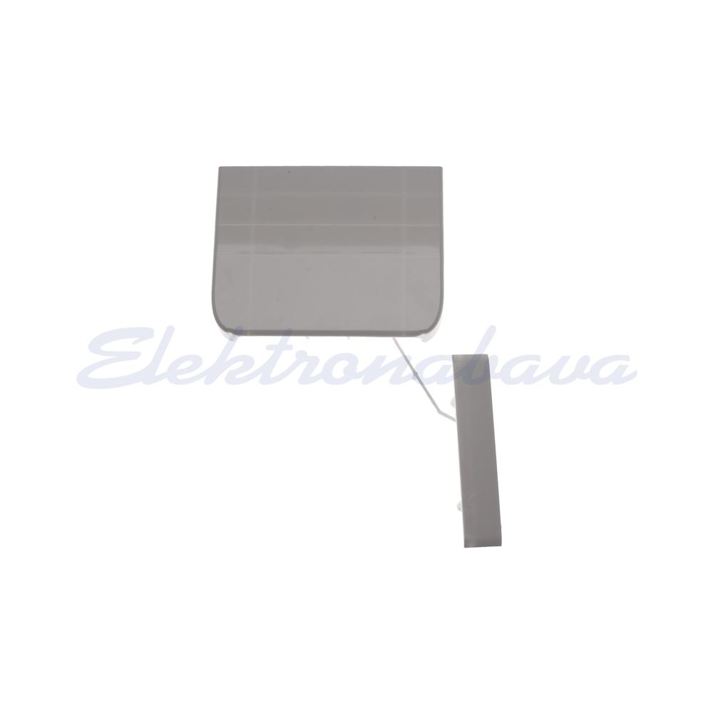 Končni element parapet. kanala LEGRAND 105mm 65mm PVC