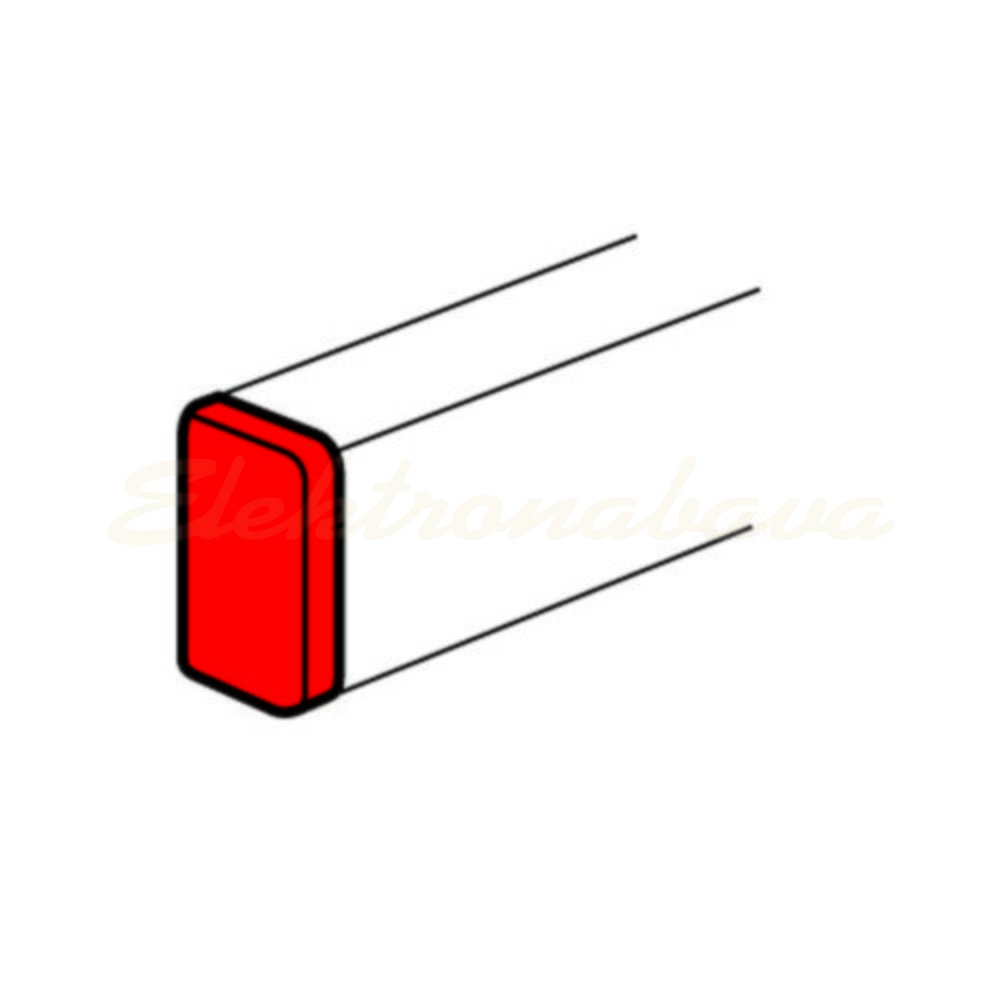 Slika izdelkaKončni element parapet. kanala LEGRAND 105mm 50mm PVC