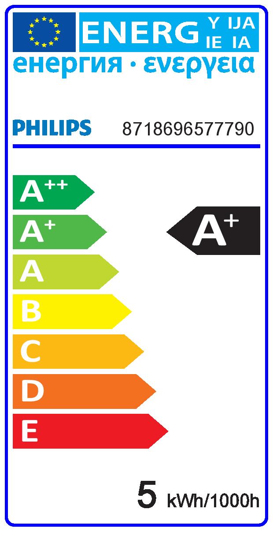 LED sijalka KLASIČNA CorePro LEDbulb A60 5-40W 470lm 840 E27 brez zatemnitve Mat 220-240V A+