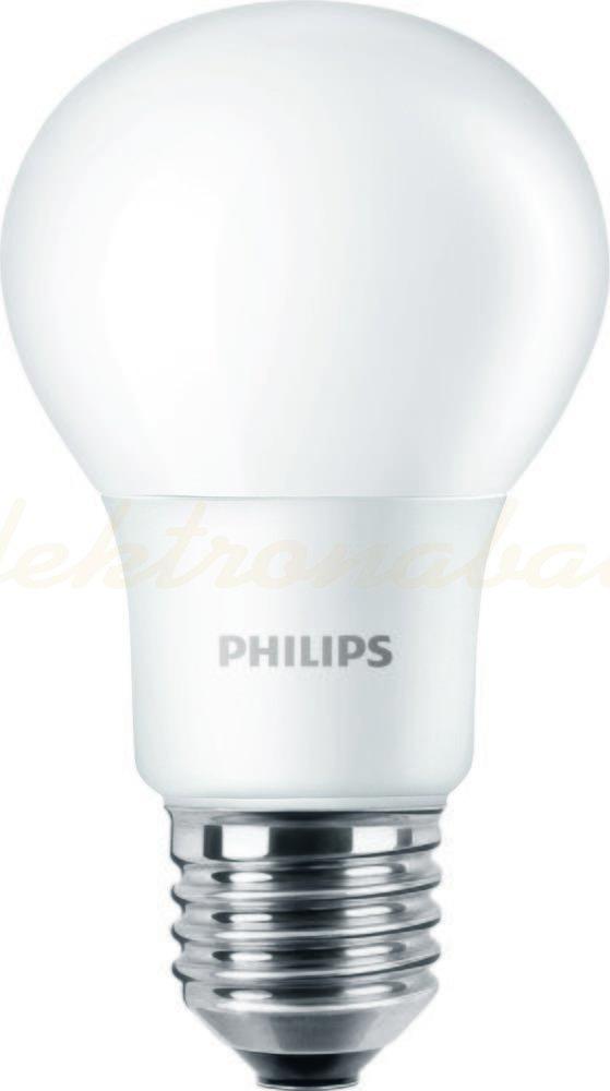 Slika izdelkaLED sijalka KLASIČNA CorePro LEDbulb A60 5-40W 470lm 840 E27 brez zatemnitve Mat 220-240V A+