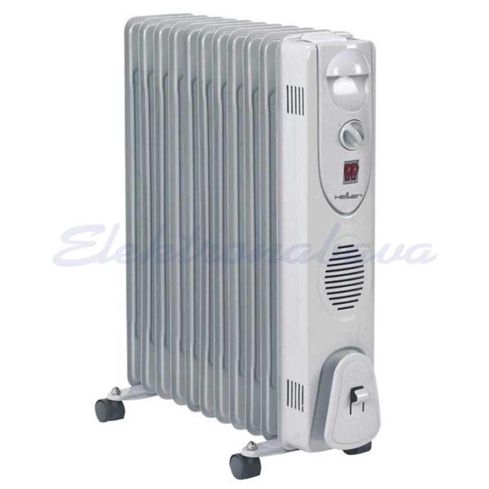 Slika izdelkaRebrasti radiator HELLER 2500W 11 prostostoječ
