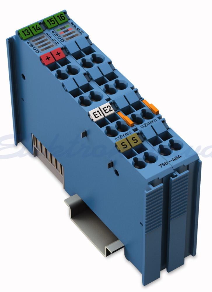 Slika izdelkaDP krmilnik - analogni modul WAGO 750-484 2AI