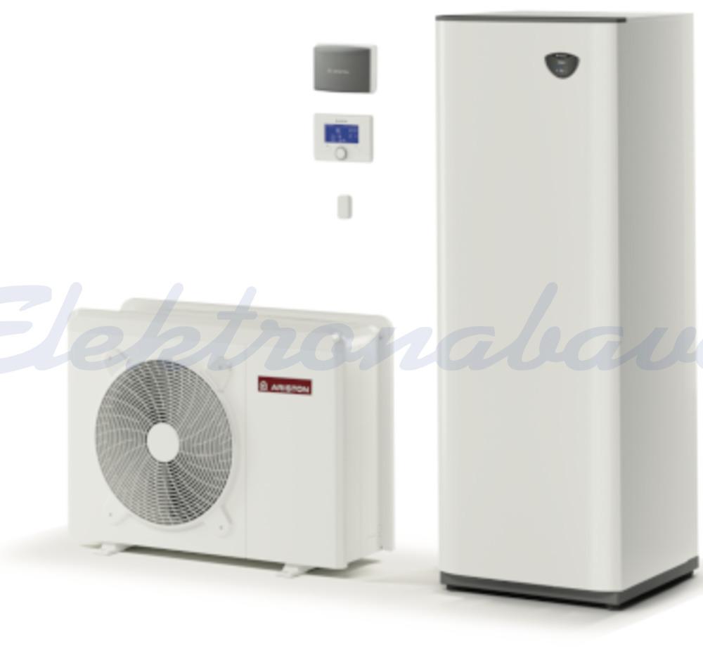 Slika izdelkaOgrevalna toplotna črpalka NIMBUS COMPACT S NET 1F split 3,5kW A++ R410 180l COP 5,11 z montažo