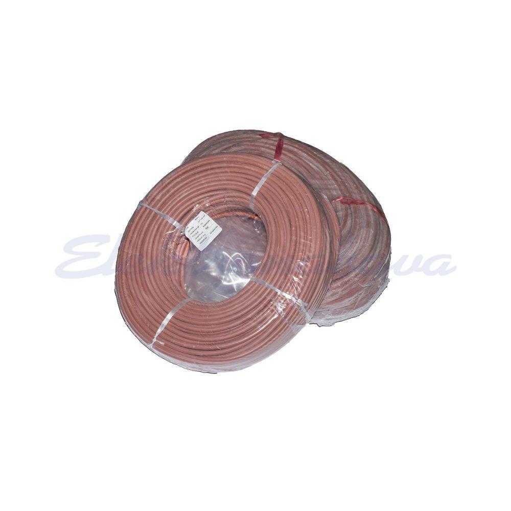 Silikonski kabel SIHF 3X0,75mm2 Eca 100 m