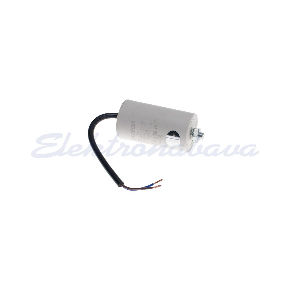 Slika izdelkaKondenzator za elektromotor MSK zagonski 80-100µF Z VRVICO