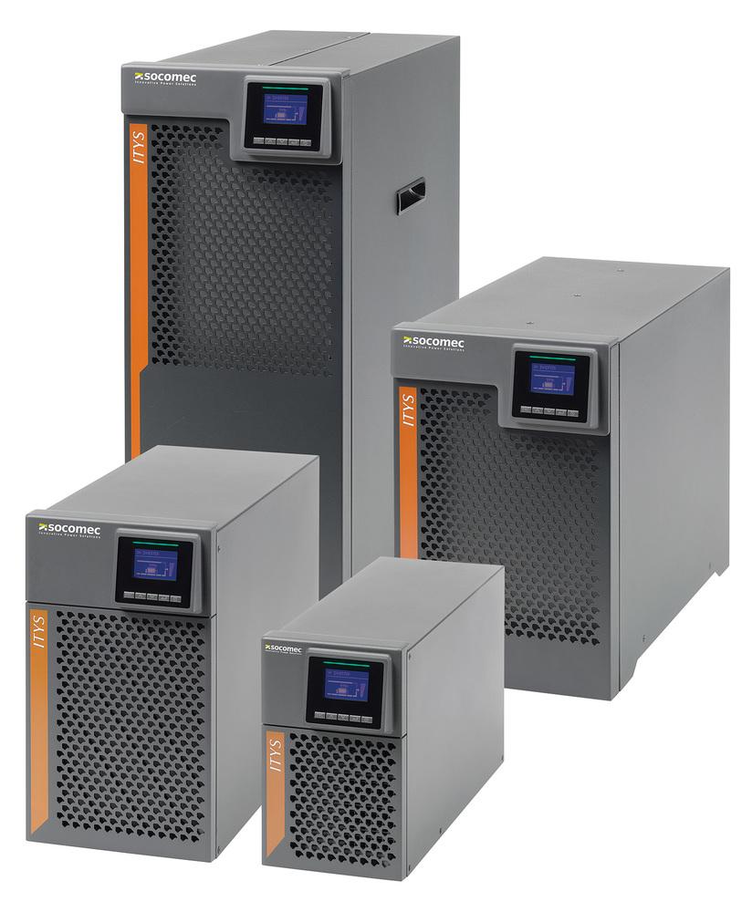 Slika izdelkaNapajalniki UPS ITyS 6kVA / 6kW 230V Online RS232 225mm 416mm 589mm