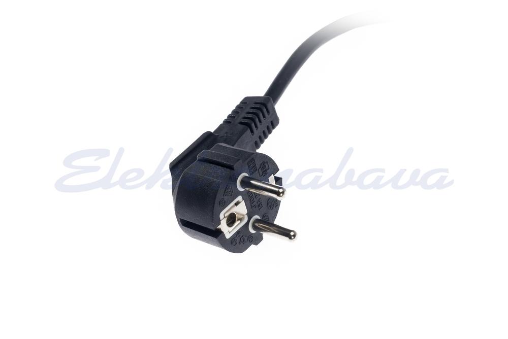 Priključni kabel, razno ALTMAX 2m ČR Eca Šuko 220V - Euro vtikač 3P