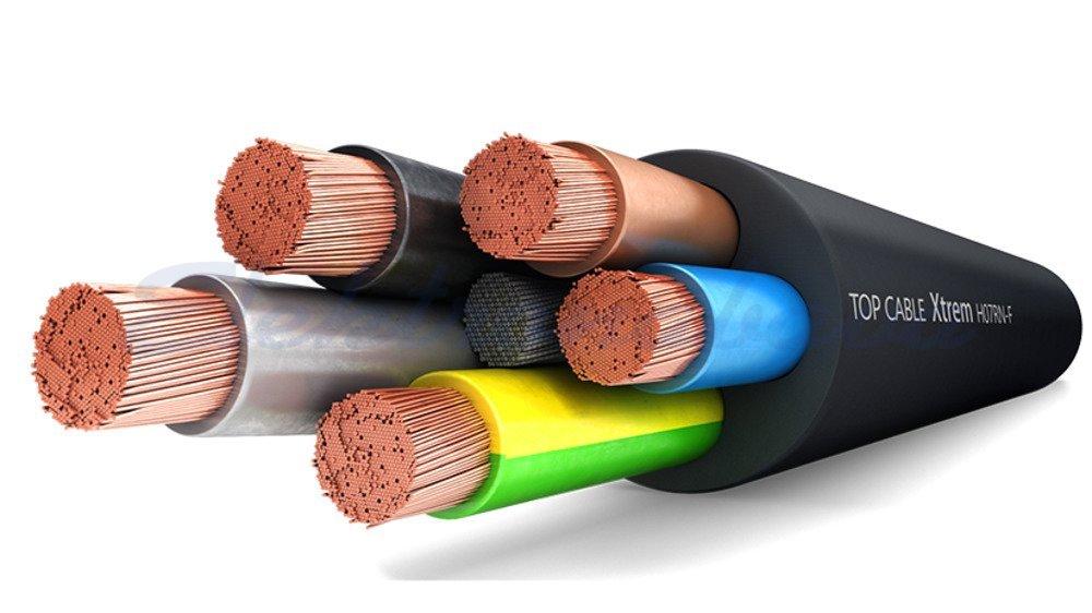 Slika izdelkaGumijasti kabel XTREM H07RN-F5G6mm2
