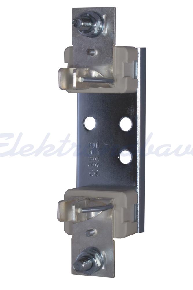 Slika izdelkaPodstavek za varovalke NV NV/NH NV1 250A 1P M10-M10