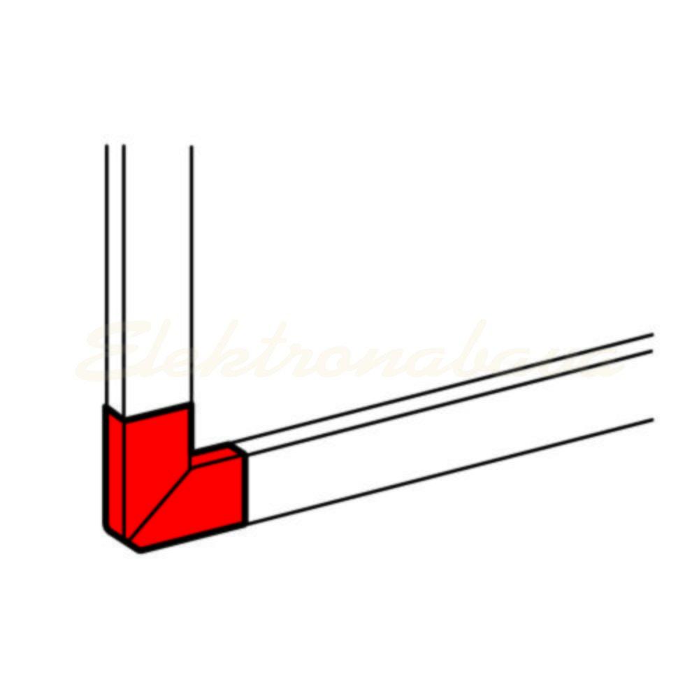 Slika izdelkaKončni element parapet. kanala LEGRAND PLOŠČATI 150mm 65mm PVC
